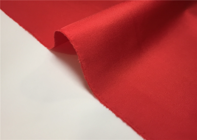 240T Pongee Coated Polyester Fabric , Breathable Polyester