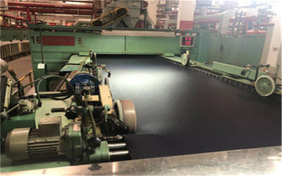 Suzhou Jingang Textile Co.,Ltd factory production line