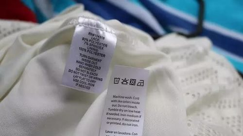 Why do the good clothes wash once and waste, what exactly does the icon on the clothing label mean?