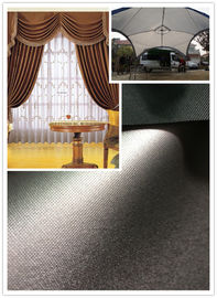 Shrink Resistant Oxford Fabric Waterproof Bonding Cold Proof Heat Insulation For Curtains