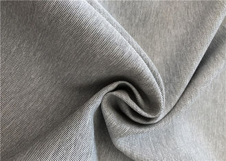 3-3 Twill Cationic Fabric Weft Stretch Two Tone Look Coating Breathable Woven Fabric