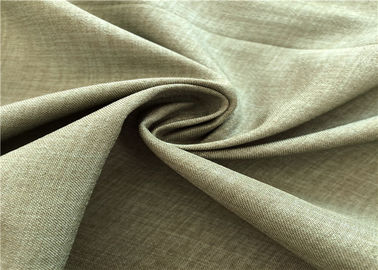 Polyester Plain Two - Tone Look Fade Resistant Outdoor Fabric For Jacket
