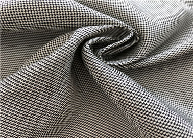 Jacquard Coated Waterproof Shape Fade Resistant Outdoor Fabric For Winter Coat Or Jacket