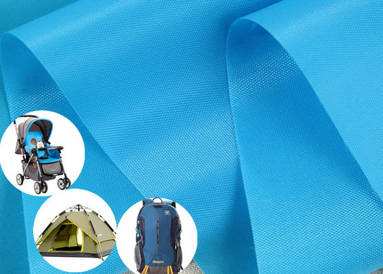 Mildewproof 70gsm Polyester Oxford Fabric For Lining Stroller Carrier Tent