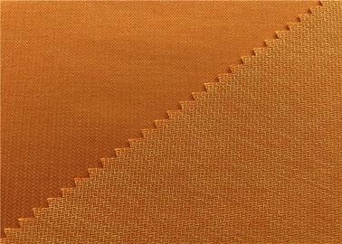 China Sports Wear Durable Water Repellent Fabric 100% Polyester With Herringbone Pattern factory